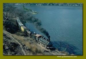 Ferrocarril Lago de Amatitlán
