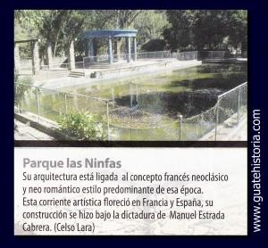 Parque las Ninfas