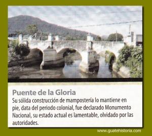 Puente de la Gloria
