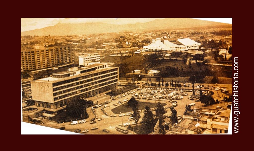 Centro Cívico de Guatemala Año 1975