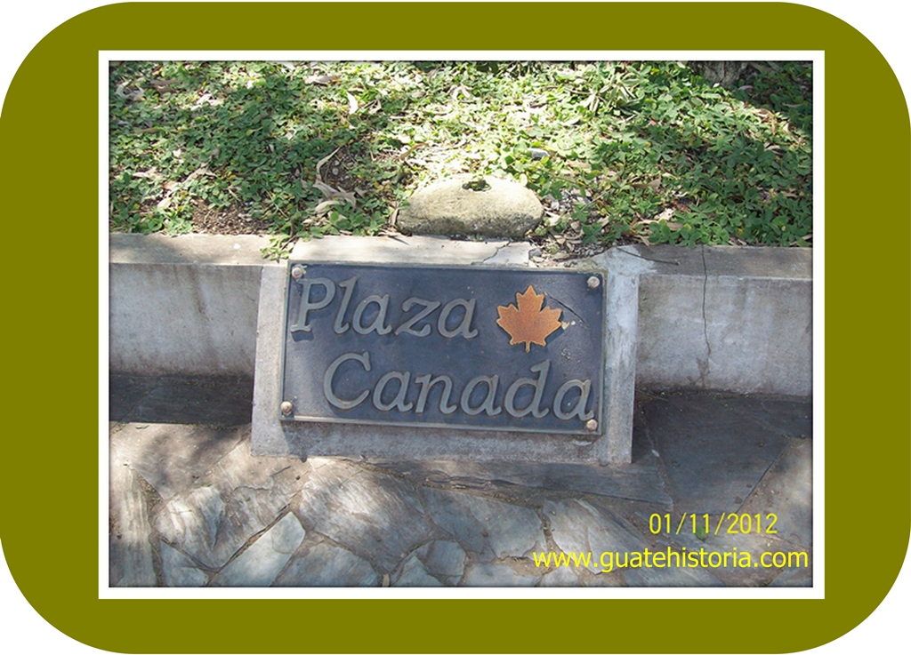 Plaza Canada 2012