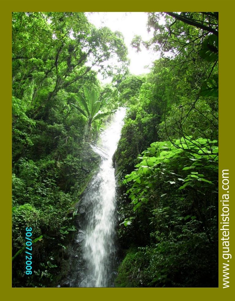 Quebrada o Catarata del Río Pansalik