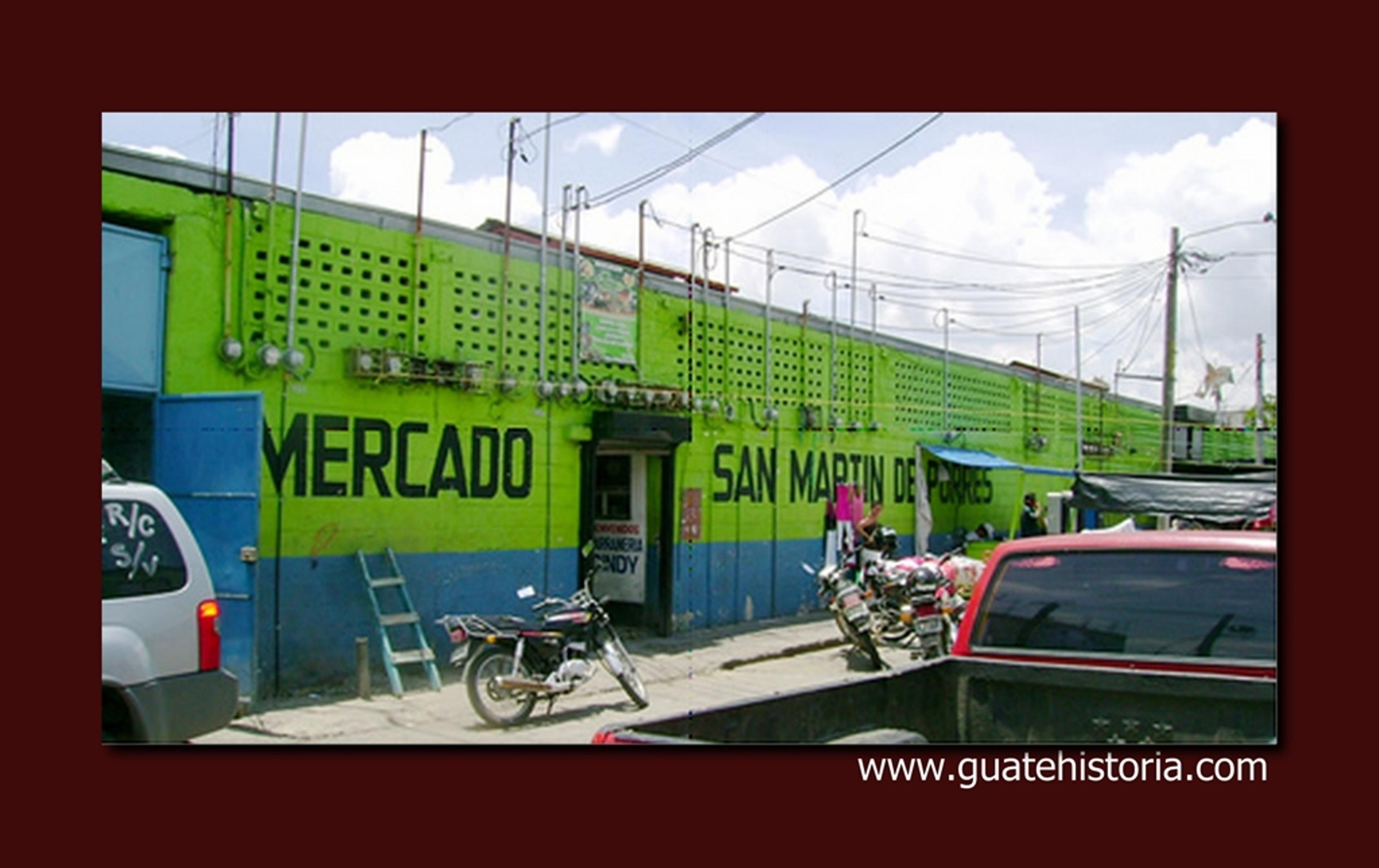 Mercado San Martín de Porres