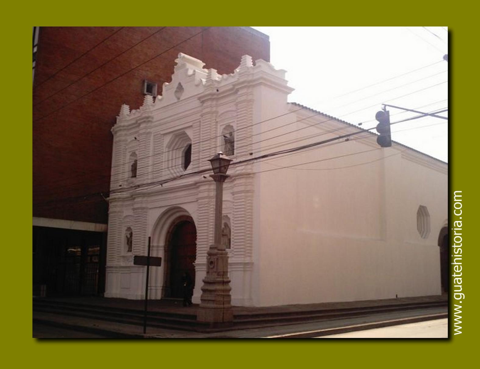 IGLESIA DE SAN MIGUEL DE CAPUCHINAS