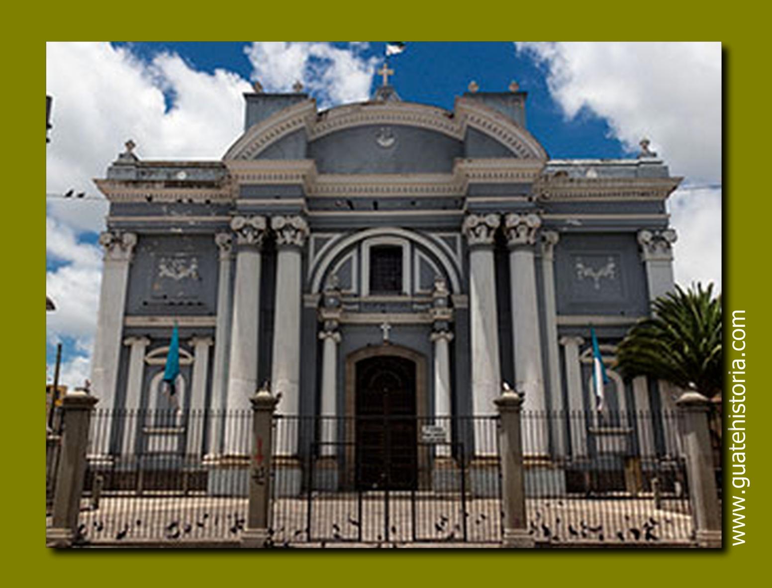 Iglesia San-Francisco Ciudad Guatemala