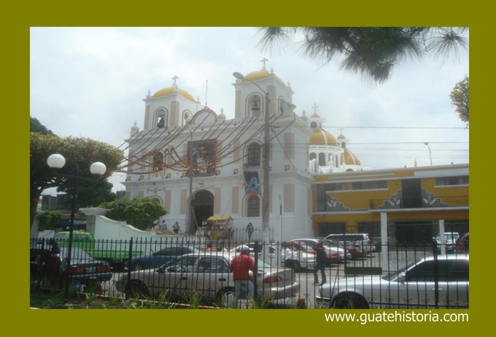 Templo de Mixco