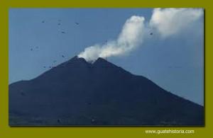 El Volcán de Pacaya