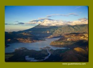 Lago de Amatitlán