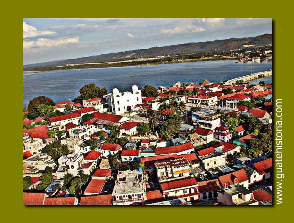 ISLA DE FLORES PETEN GUATEMALA