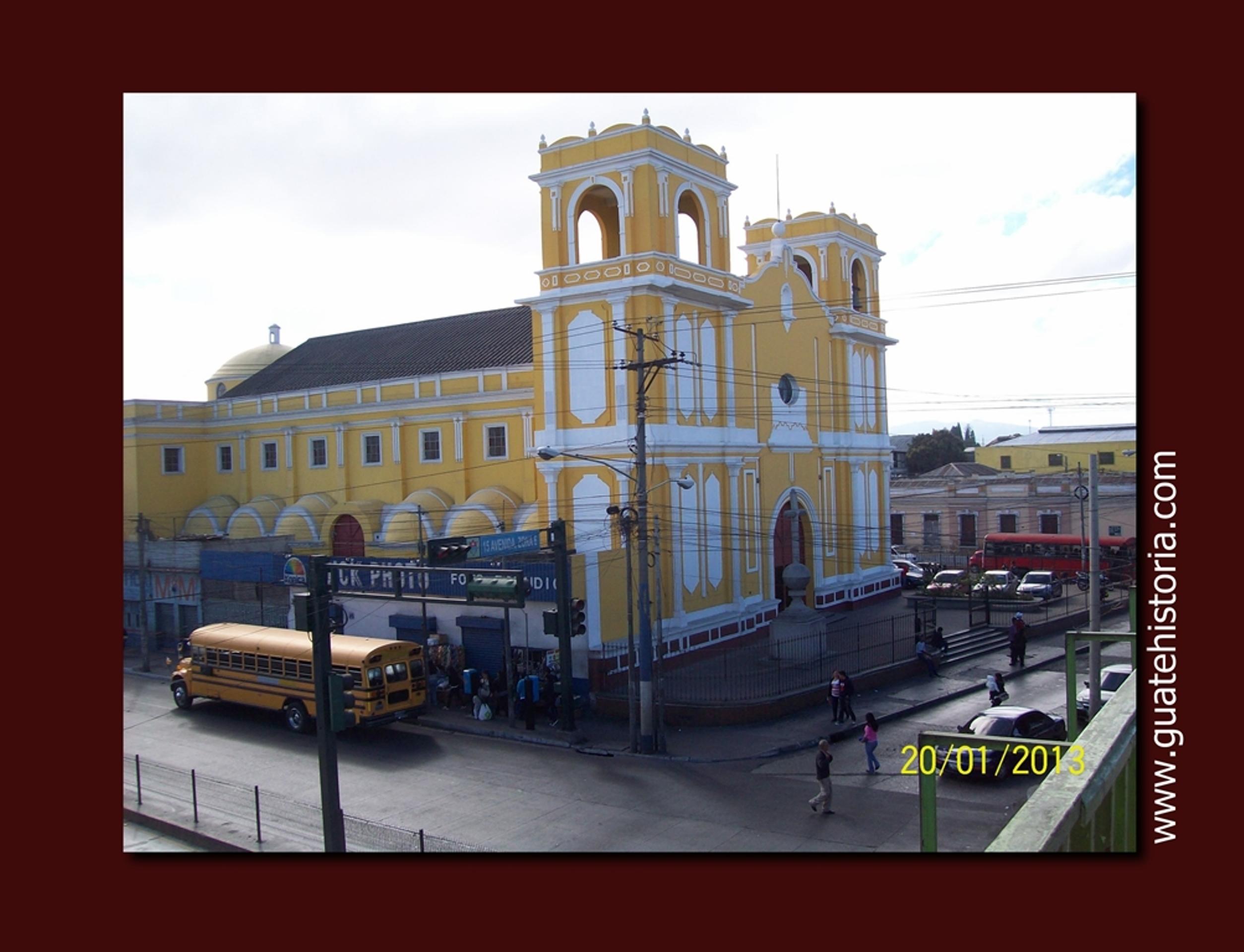 Parroquia de la Santa Cruz (La Parroquia)