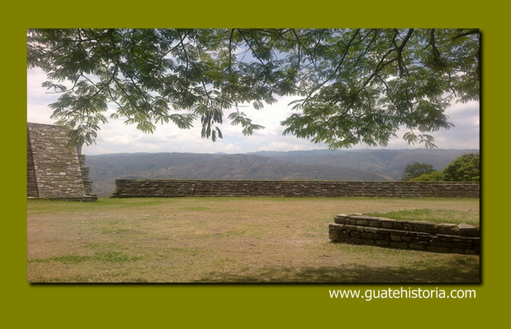 Mixco Viejo, sitio Arqueólogico